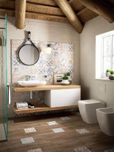 muebles pequeños para baños