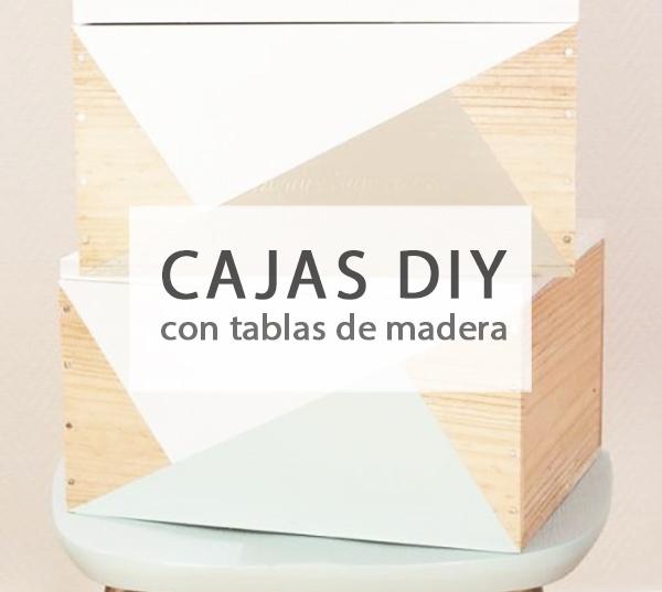 Cómo hacer una caja de madera